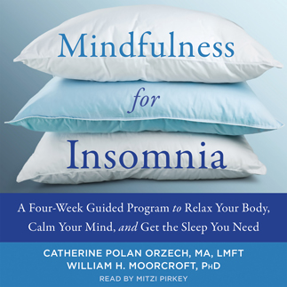 Mindfulness for Insomnia cover image