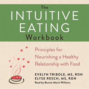 The Intuitive Eating Workbook book cover